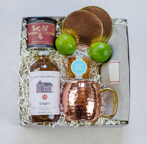 the Moscow Mule - crate + willow
