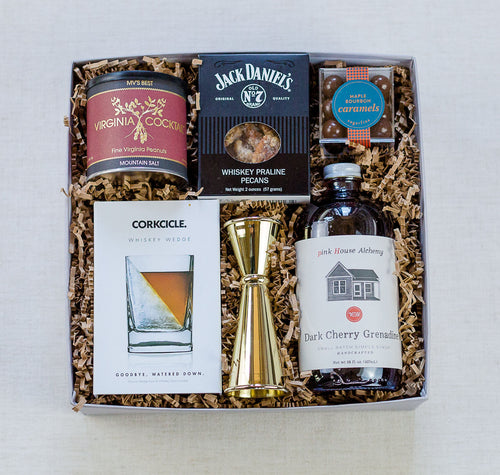 Bourbon Inspired Gift - crate + willow