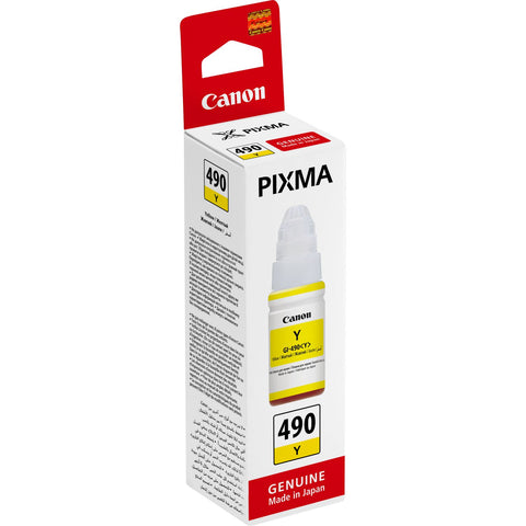 حبرINK CANON OR 490 YELLOW - Pcs