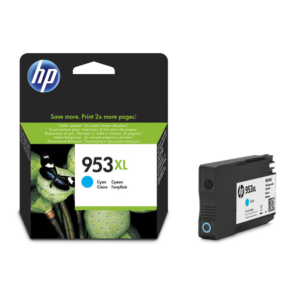INK HP ORF6U16AE 953XL CYAN