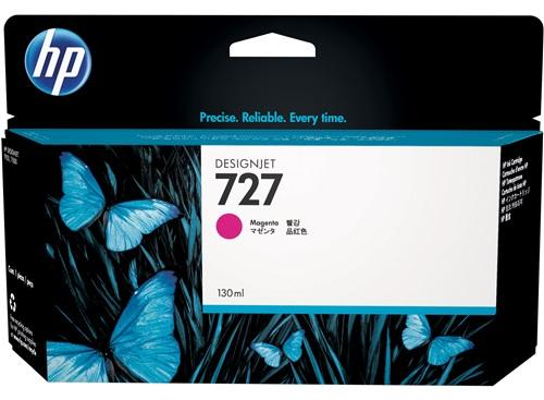 INK HP OR B3P20A 727 130ml MAGENTA