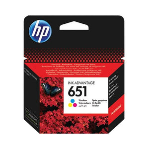 INK HP OR C2P11AE 651 COLOR