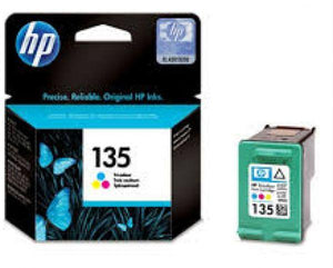 INK HP OR C8766HE 135 COLOR