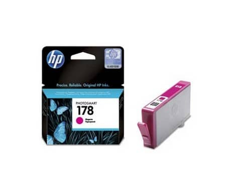 حبرINK HP OR CB319HE 178 MAGENTA