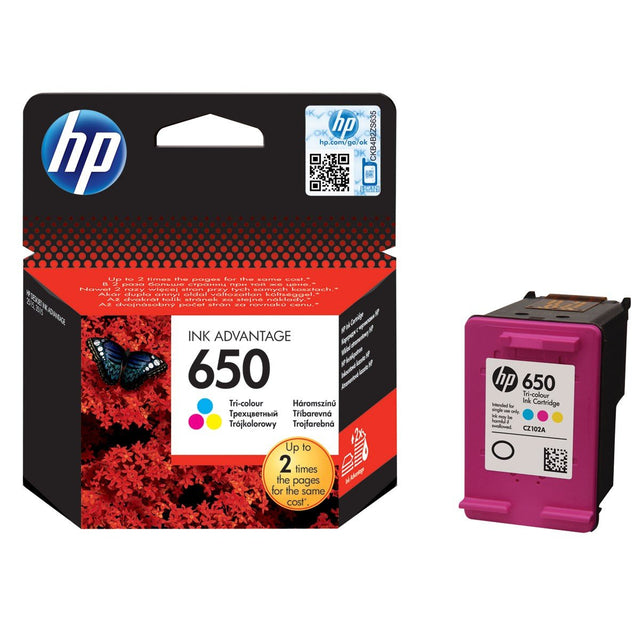 حبرINK HP OR CZ102AE 650 COLOR