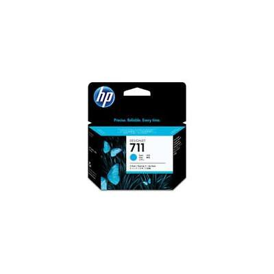 INK HP OR CZ130A 711 CYAN