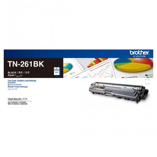 TONER BROTHER OR 3150 9330 TN261 BLACK