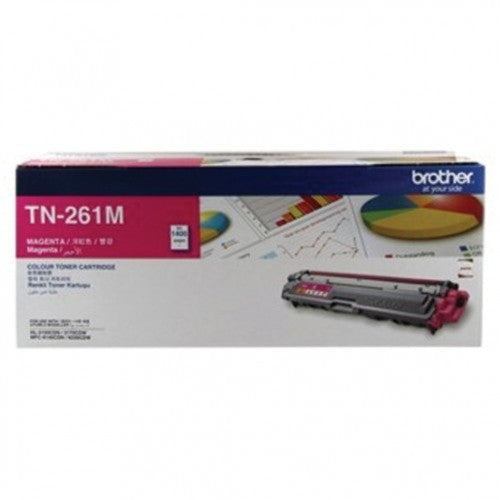 TONER BROTHER OR 3150 9330 TN261 MAGENTA