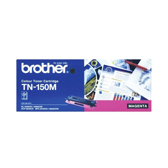 TONER BROTHER OR TN150 MAGENTA