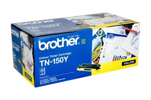 TONER BROTHER OR TN150 YELLOW