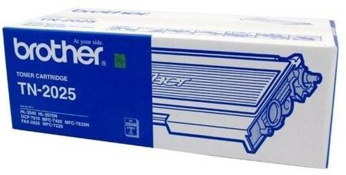 TONER BROTHER OR TN2025 BLACK