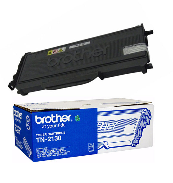 TONER BROTHER OR TN2130 BLACK