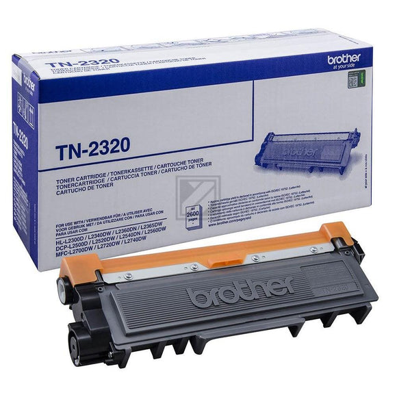 TONER BROTHER OR TN2305 2320 BLACK