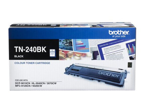 TONER BROTHER OR TN240 BLACK