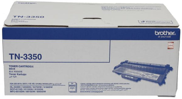 TONER BROTHER OR TN3350 BLACK