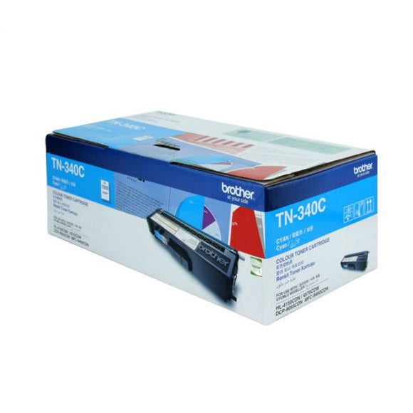 TONER BROTHER OR TN340 CYAN