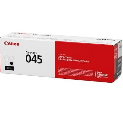 حبر -TONER CANON OR 045 BLACK .