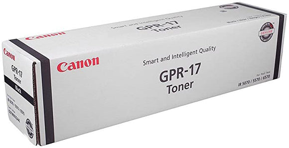 TONER CANON OR 5070 5570 GPR17 BLACK