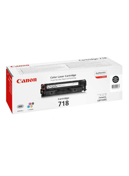 حبرTONER CANON OR 7200 718 BLACK