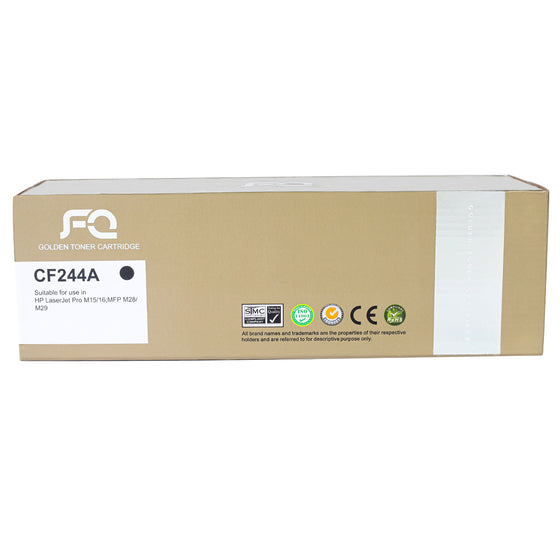 حبر TONER FQ GOLD CF244A BLACK