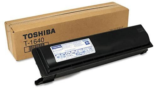 TONER TOSHIBA OR 163 205 T1640 675grm BLACK