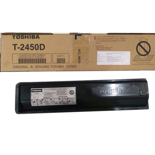 TONER TOSHIBA OR T2450D 675grm BLACK