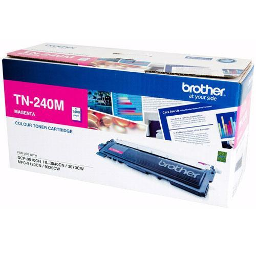 TONER BROTHER OR TN240 MAGENTA