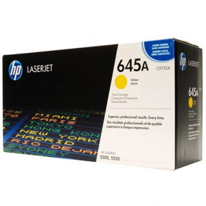 TONER HP OR C9732A 645A YELLOW