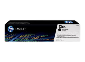 TONER HP OR CE310A 126A BLACK