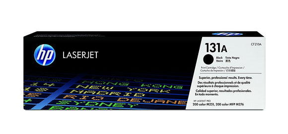 TONER HP OR CF210A 131A BLACK