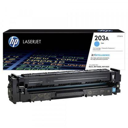 TONER  HP OR CF541A 203A Cyan