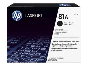 TONER HP OR MFP M630 CF281A BLACK