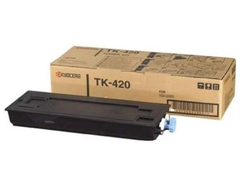 حبرTONER KYOCERA MITA OR 2550 TK420 BLACK
