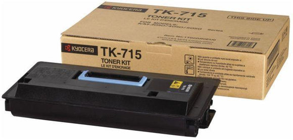 TONER KYOCERA MITA OR 5050 TK715 BLACK