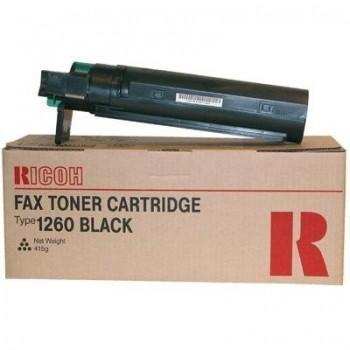 TONER RICOH OR 3310 TYP1260 BLACK