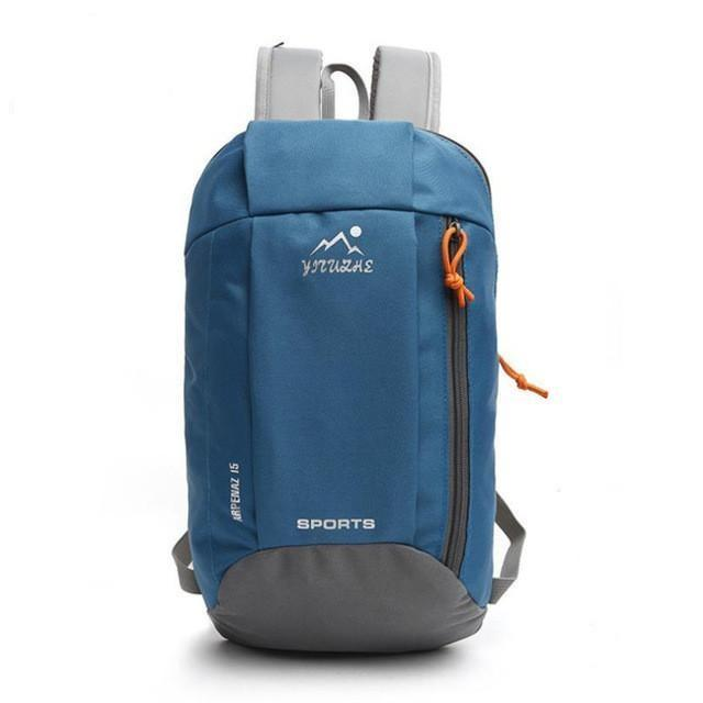 Mountaineering Backpack Outdoor Hiking Shoulder Bag backpackboutique.store blue