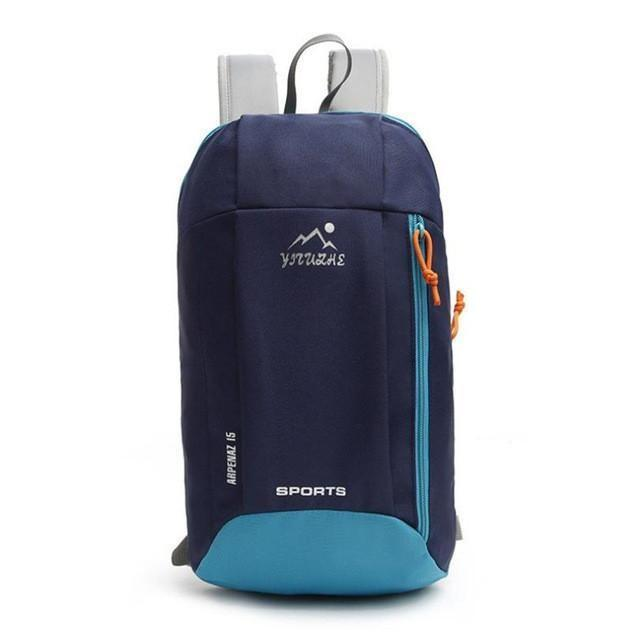 Mountaineering Backpack Outdoor Hiking Shoulder Bag backpackboutique.store dark blue