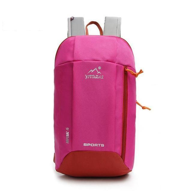 Mountaineering Backpack Outdoor Hiking Shoulder Bag backpackboutique.store pink