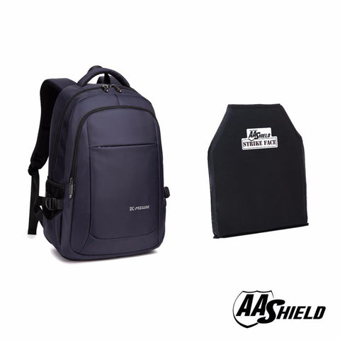 Backpack Boutique | AA Shield - Ballistic Safe School Bag - NIJ Level III-A (9486) - backpackboutique.store