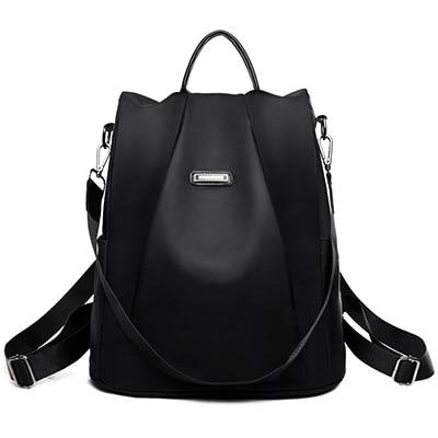 Backpack Boutique | Waterproof Anti-theft Oxford Female Designer School Bag - backpackboutique.store