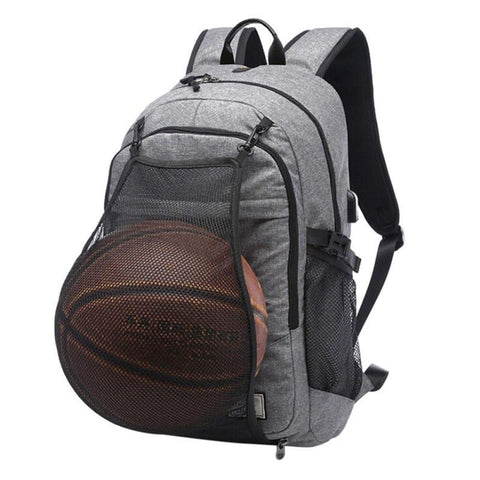 The Baller Bag | Men's Sport Backpack - Soccer, Basketball, Football - backpackboutique.store