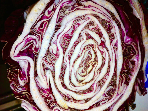 Recipe: Radicchio & Chicory with Balsamic Vinegar and Honey