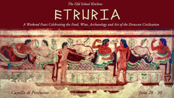 Feast with The Old School Kitchen: Etruria