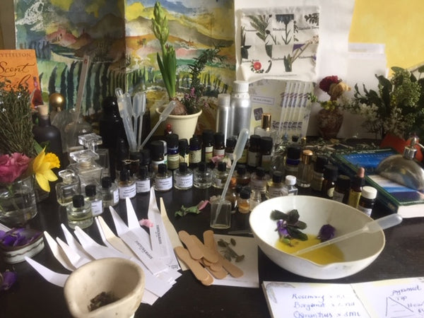 Scent and Scentabilty with Celia Lyttelton