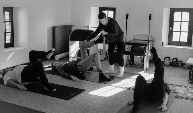 Pilates at Potentino- Patrice Munro in residence- July