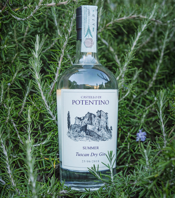 Pre-Order Potentino Summer Gin 2020- (Available End of September)