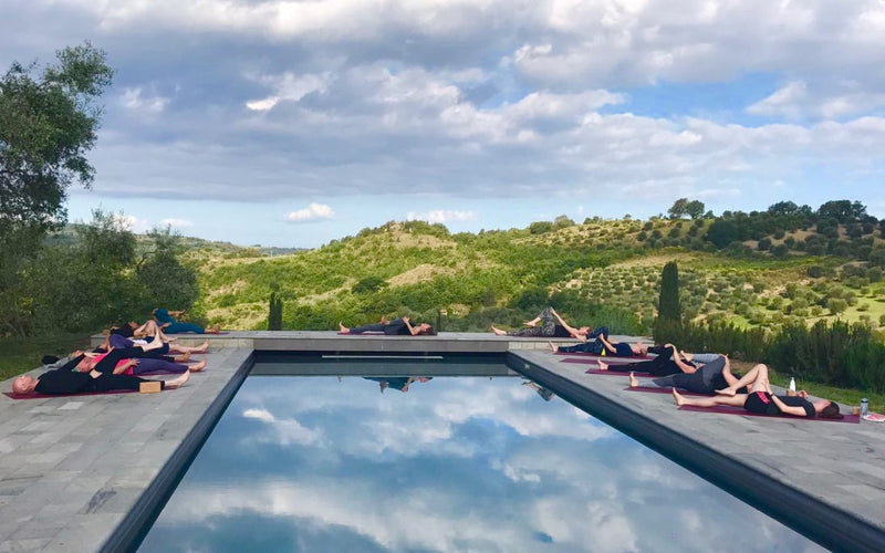 Yoga Retreat With Gunn Haglund