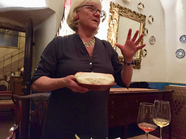 Discovering Cheese with Juliet Harbutt