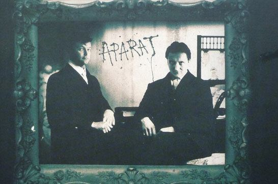 Mark Springer & Arthur Jeffes 'APARAT'