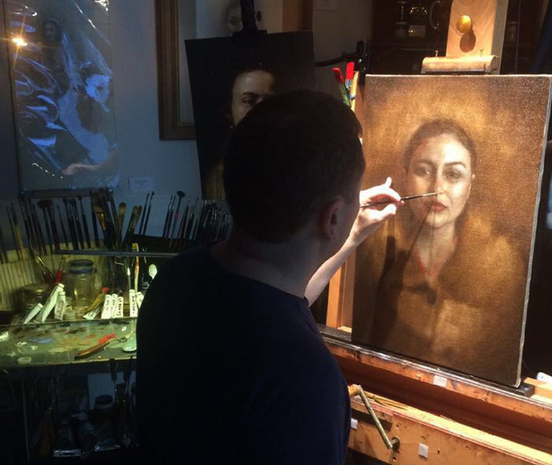 Renaissance Oil Painting Retreat with Timothy Allen